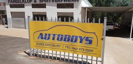 Autoboys-Joubertina